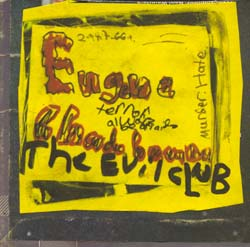 Chadbourne, Eugene: Horror Part 5: The Return of the Evil Club (8 Solos for Prepared Guitar)