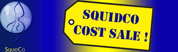 Frends of Squid Cost Sale