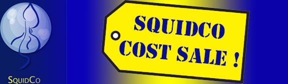Squidco's Cost Last Copy Sale