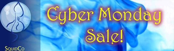 Squidco Cyber Monday Sale