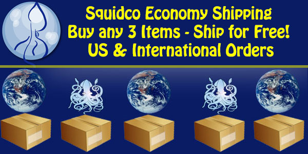 Squidco's Free Shipping