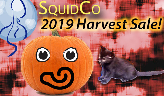 Squidco Harvest Sale