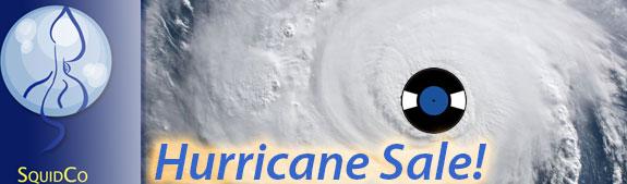 Squidco Hurricane Sale