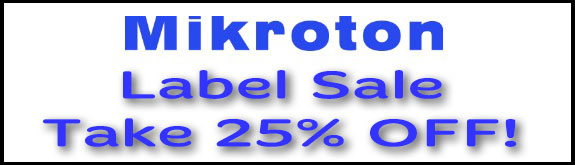 Squidco Mikroton, Monotype, Bolt 20% Sale