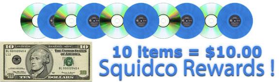 Squidco Rewards