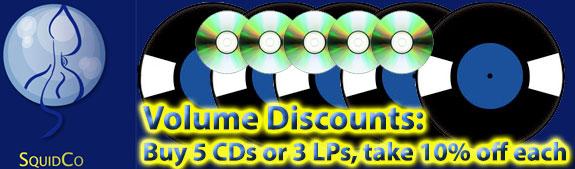 Squidco's Volume Discount