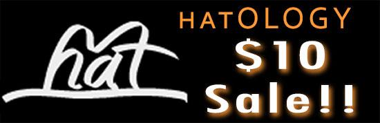 Squidco hatOLOGY $10 Sale