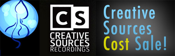 Creative Sources Cost Sale