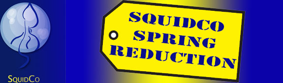 Squdico Spring Reduction Sale