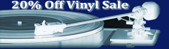 Squidco Vinyl 20% Sale
